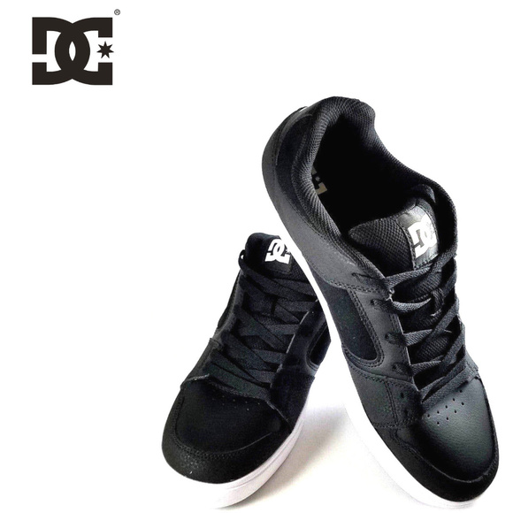 3b4e688c19 DC Other - Dc Shoes Size 13 Men s Black Leather Skateboard